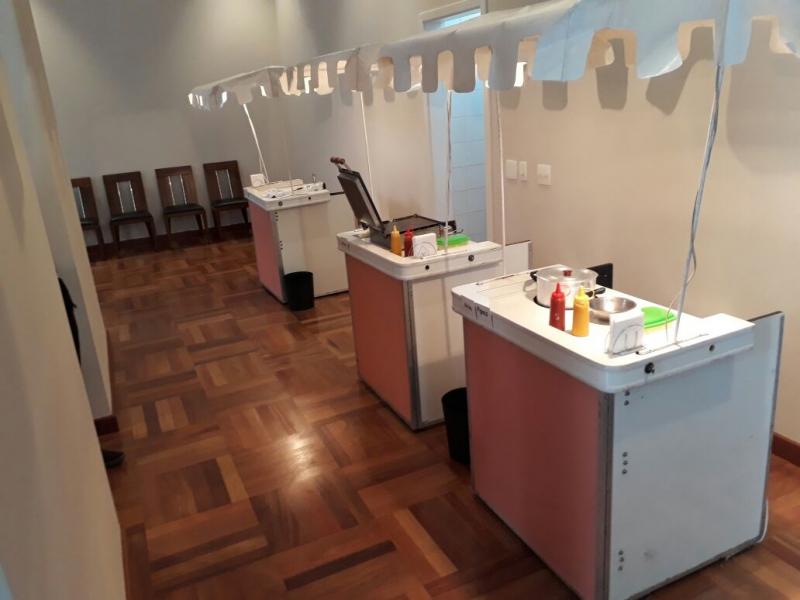 Aluguel de Barraquinha de Festa Empresarial Jardim Londrina - Barraquinha para Festa Buffet