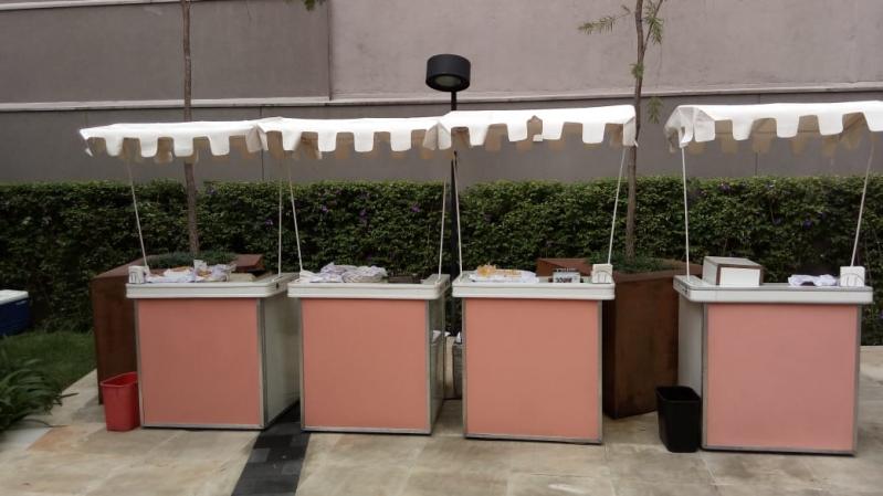 Aluguel de Barraquinha em Festa Infantil Jardim das Palmas - Barraquinha para Festa a Domicilio