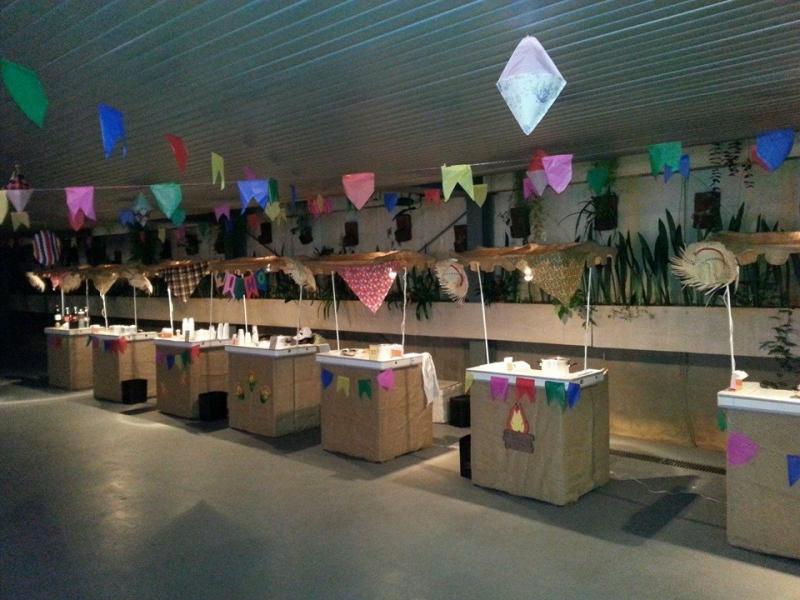 Aluguel de Barraquinha para Festa Aeroporto - Barraquinha para Festa Buffet