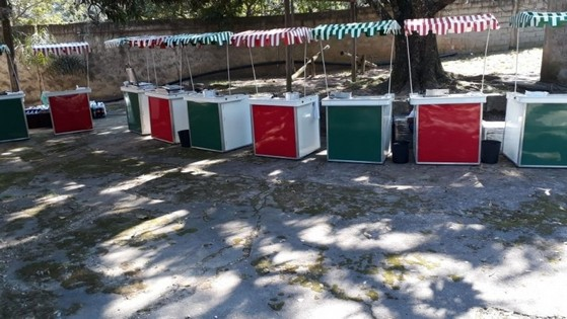 Barraquinha de Comida Festa Infantil Preço Tucuruvi - Barraquinha de Comida Festa Infantil