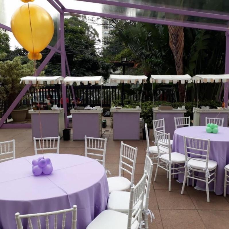 Barraquinha de Hambúrguer para Festa de Casamento Jardim Alvorada - Barraquinha de Hambúrguer Artesanal