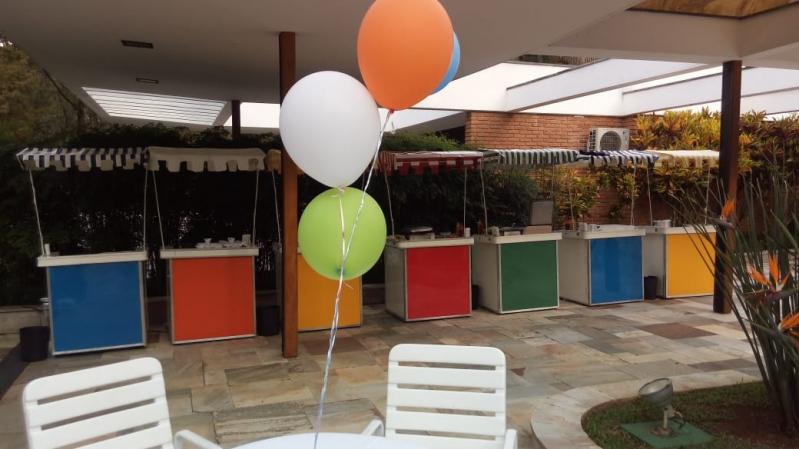 Barraquinha de Mini Pizza para Buffet Locação Parque Residencial da Lapa - Barraquinha de Mini Pizza para Festa de Casamento