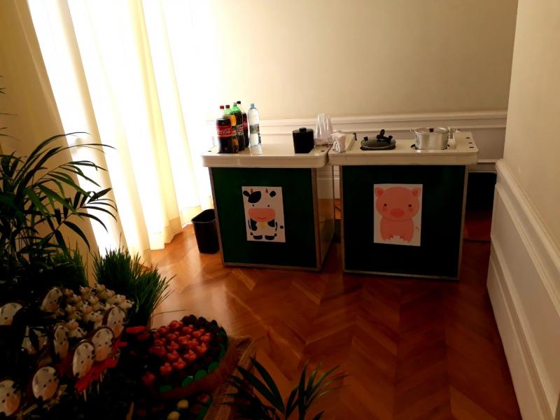 Barraquinha de Mini Pizza para Festa Locação Vila Andrade - Barraquinha de Mini Pizza para Festa de Casamento