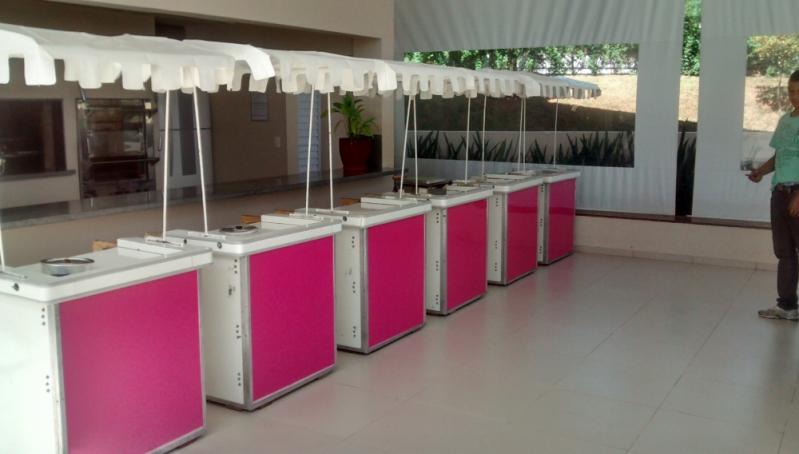Barraquinha de Pastel para Evento Corporativo Aluguel Vila Guilherme - Barraquinha de Pastel de Festa de Empresa