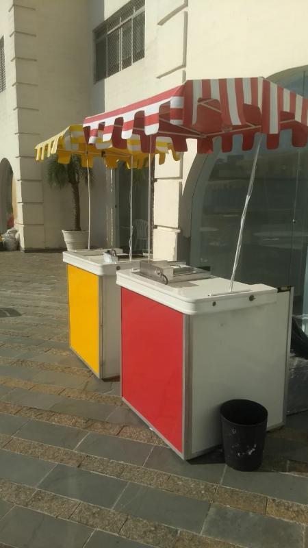 Barraquinha de Pastel para Evento Corporativo Butantã - Barraquinha de Pastel Simples