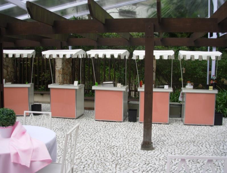 Barraquinha de Pastel para Festa Aluguel Jardim das Palmas - Barraquinha de Pastel de Festa a Domicílio