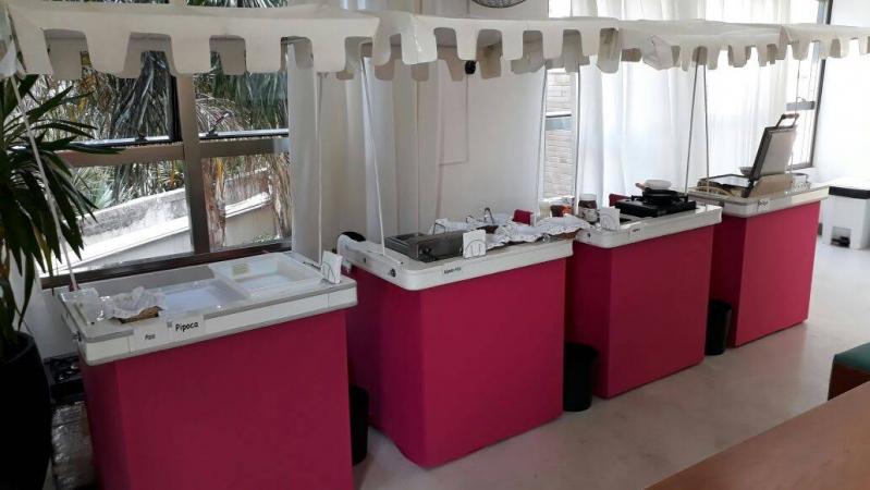 Barraquinha para Festa Buffet Preço Jardim das Acácias - Barraquinha em Festa Infantil