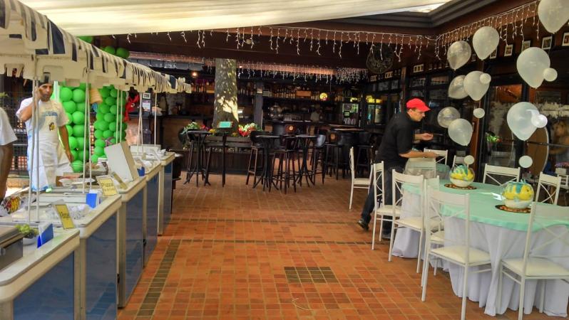 Barraquinhas de Crepe para Festa Infantil Pacaembu - Barraquinha Crepe Suíço