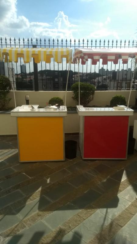 Barraquinhas de Pastel para Evento Corporativo Jardim Morumbi - Barraquinha de Pastel Personalizada