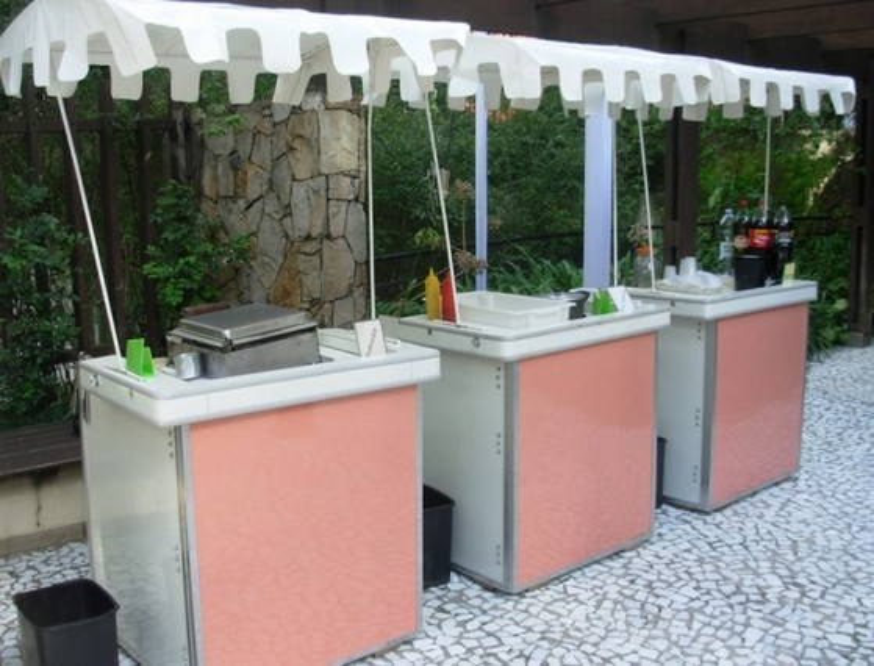Barraquinhas de Pastel para Festa Infantil Casa Verde - Barraquinha de Pastel Simples