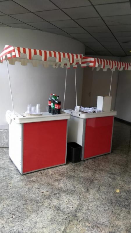 Barraquinhas de Pastel Personalizada Vila Clementino - Barraquinha de Pastel de Festa de Empresa