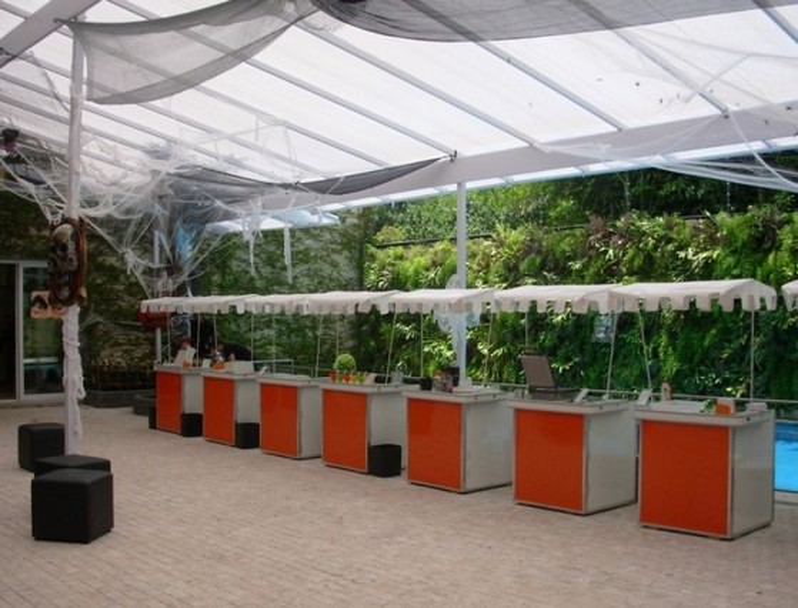 Barraquinhas para Hambúrguer em Festa Parque Residencial da Lapa - Barraquinha de Hambúrguer para Festa