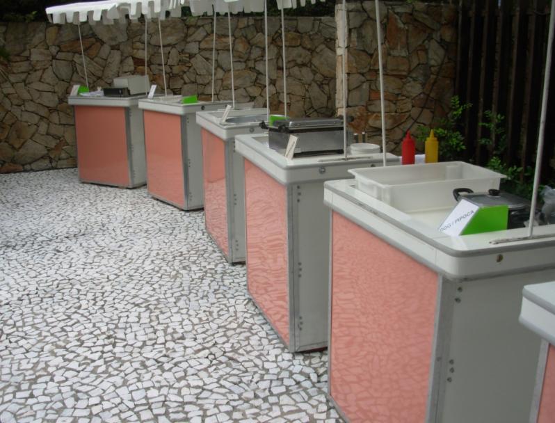Onde Encontrar Barraquinha de Pastel Completa Jardim Morumbi - Barraquinha de Pastel para Festa de Casamento
