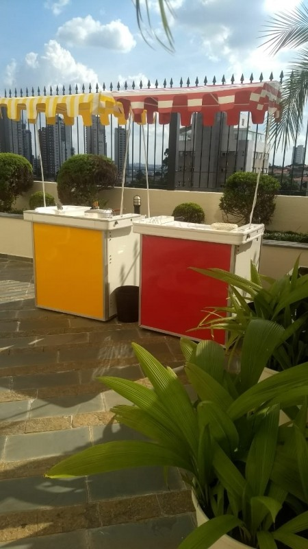Onde Encontrar Barraquinha de Pastel Simples Jardim das Vertentes - Barraquinha de Pastel Personalizada