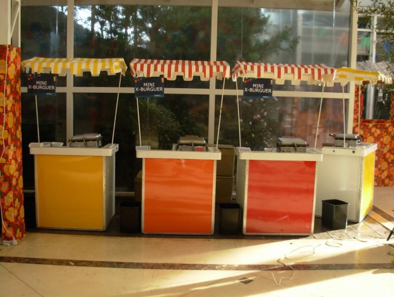 Onde Encontro Barraquinha de Mini Pizza para Festa de Casamento Jardim Vazani - Barraquinha de Mini Pizza de Festa
