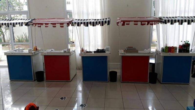 Quero Alugar Barraquinha de Mini Pizza de Festa em Domicílio Ibirapuera - Barraquinha de Mini Pizza para Evento Empresarial