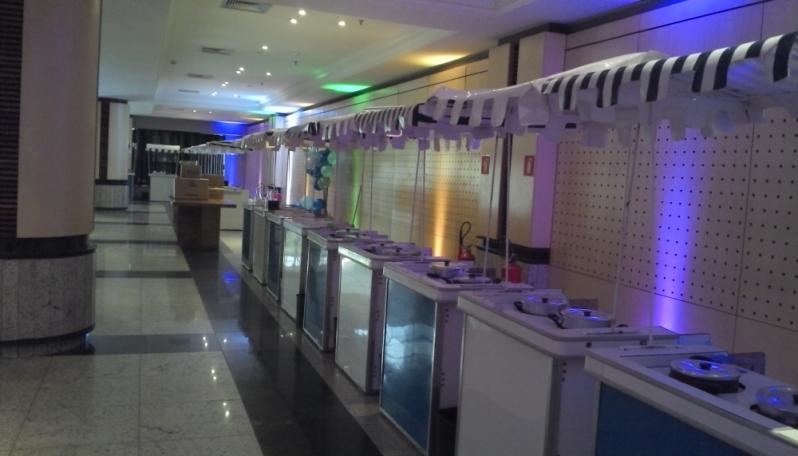 Quero Alugar Barraquinha de Mini Pizza para Festa Infantil Jardim Paulista - Barraquinha de Mini Pizza para Evento