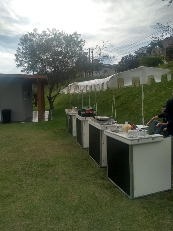 Quero Locar Barraquinha de Pastel de Festa a Domicílio Jardim Londrina - Barraquinha de Pastel para Evento Corporativo