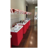 aluguel de barraquinha para festa buffet Aeroporto