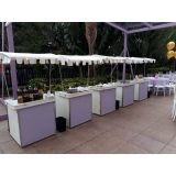 barraquinha de festa preço Jardim Colombo