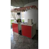 barraquinha de hambúrguer artesanal Vila Progredior