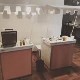 barraquinha de hambúrguer de festa infantil alugar Cantareira