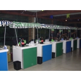 barraquinha de mini pizza para festa de casamento locação Parque Ibirapuera