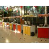 barraquinha de mini pizza para festa de casamento Jardim Trussardi