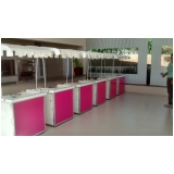 barraquinha de pastel para evento corporativo aluguel Vila Prado