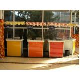 barraquinha de salgados artesanal locar Vila Mariana
