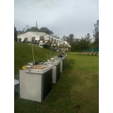 barraquinha de salgados de festa a domicílio Parque Residencial da Lapa