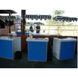 barraquinha de salgados para festa de empresa Ibirapuera