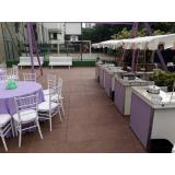 barraquinha para festa a domicilio Jardim Europa