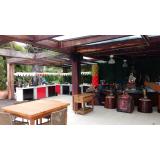 barraquinha para festa em domicílio preço Vila Maria
