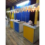 barraquinhas de hambúrguer para festa a domicílio Jardim das Acácias