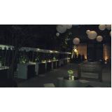 barraquinhas de hambúrguer para festa de casamento Jardim das Acácias