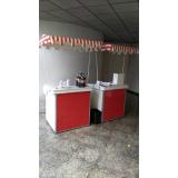 barraquinhas de pastel personalizada Vila Leopoldina