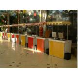 barraquinhas de salgados de festa de empresa Pacaembu