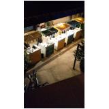 barraquinhas para festa buffet Santana