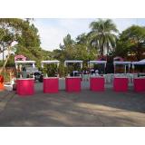 contratar barraquinha de salgados para festa a domicílio Jardim Colombo