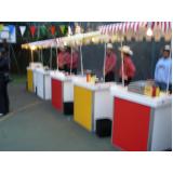 contratar barraquinha de salgados para festa de empresa Parque Ibirapuera