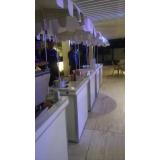 quero alugar barraquinha de mini pizza para evento empresarial Jardim São Paulo