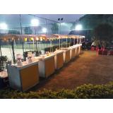 valor de barraquinha festa infantil Parque Ibirapuera