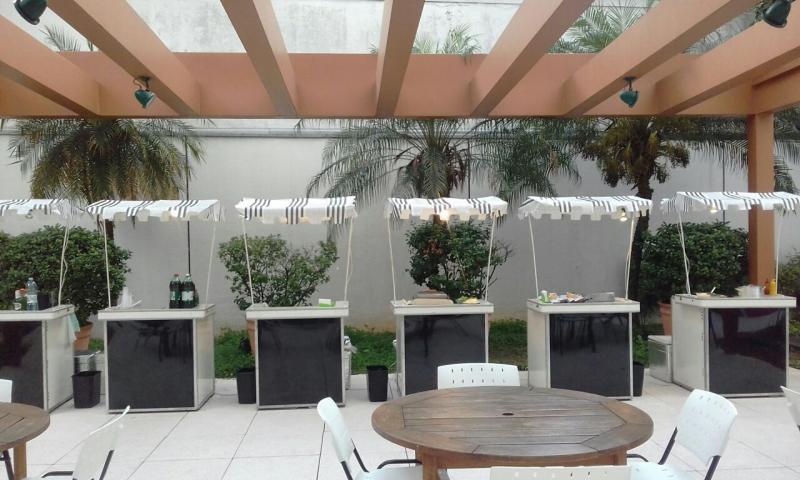 Valor de Barraquinha em Festa Infantil Jardim das Palmas - Barraquinha de Festa Empresarial